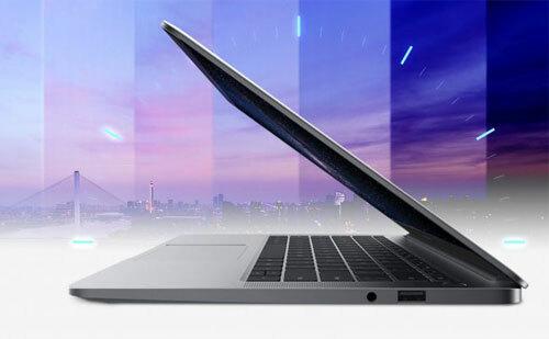 Ảnh được cho là MagicBook Pro của Huawei.