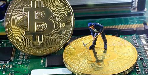 Phần lớn Bitcoin đã được khai thác. Ảnh: Bitcoinisle.