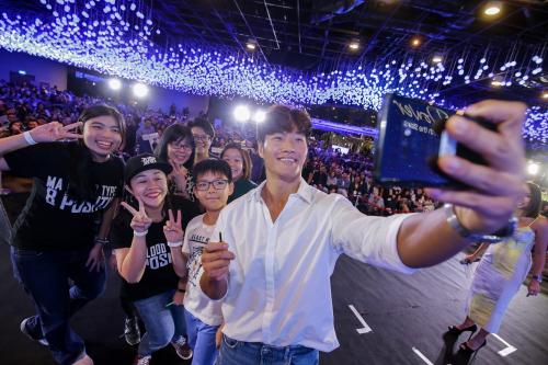 Galaxy Note có cộng đồng fan đông đảo.