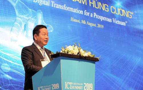 Ông Trương Gia Bình, Chủ tịch tập đoàn FPT.