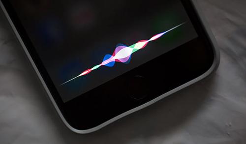 Trợ lý ảo Siri trên iPhone. Ảnh: Digital Trends.