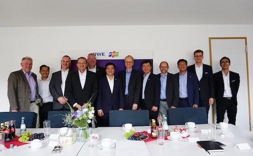 FPT cung cấp giải pháp công nghệ mới cho tập đoàn Đức
