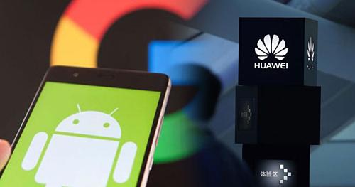 Google là công ty có ảnh hưởng lớn nhất tới Huawei.