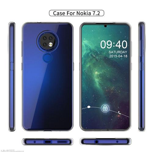 Smartphone Nokia có 3 camera, 48 megapixel lộ diện