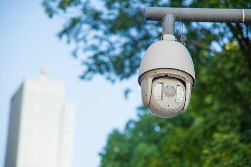 Một trong số gần 2,6 triệu camera CCTV đã đưa Trùng Khánh trở thành thành phố được giám sát nhiều nhất thế giới