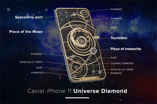 Chưa ra mắt, iPhone 11 đã có bản độ gần 50.000 USD