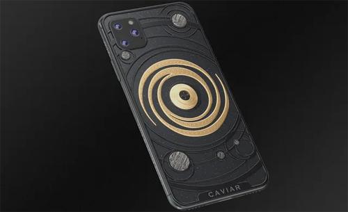 iPhone 11 Singularity lấy cảm hứng từ Black Hole.