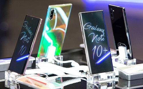 Galaxy Note 10.