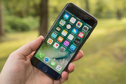 iPhone 7. Ảnh: Phonearena.
