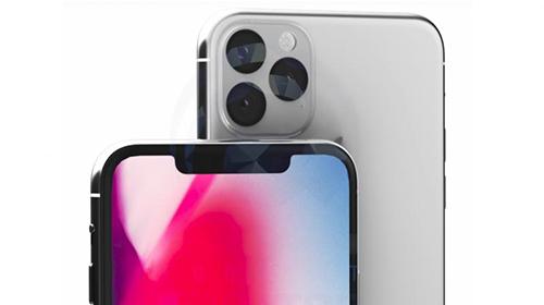 iPhone 11 có thể dùng màn hình OLED của cả Samsung và LG.