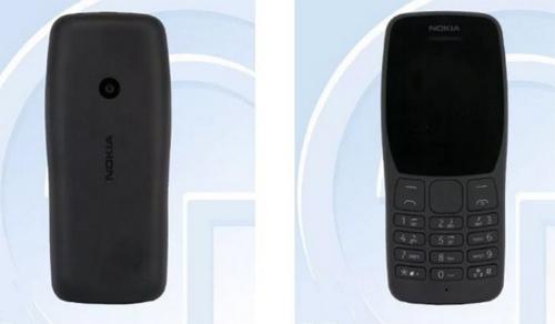 Ảnh rò rỉ của Nokia 110 (2019).