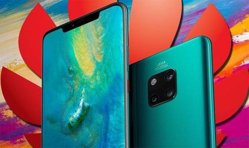 Hai smartphone cao cấp của Huawei sẽ không được cấp quyền sử dụng Android.