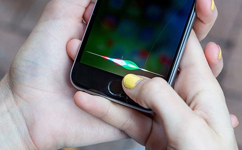 Apple thu thập các bản ghi âm qua Siri. Ảnh: Verge.