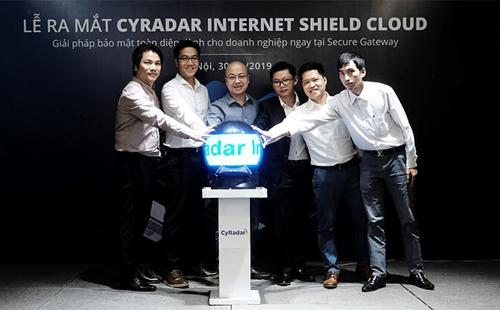 Lễ ra mắt giải pháp bảo mật trên nền điện toán đám mây thương hiệu Việt ngày 30/8 tại Hà Nội.
