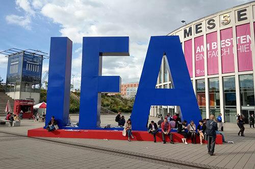 IFA 2019 diễn ra từ ngày 6/9 - 11
