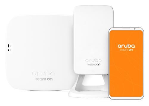 Dòng sản phẩm phát Wifi mới của Aruba.
