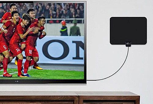 Với DVB- T2 người xem có thểtrải nghiệm những kênh truyền hình kỹ thuật số chất lượng HD miễn phí. Số kênh kỹ thuật số bắt được phụ thuộc vào tín hiệu nguồn thu ăn- ten có mạnh hay không.