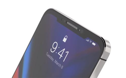 Một concept về iPhone SE 2 với màn hình tai thỏ nhưng thiết kế các cạnh phẳng như iPhone 5.