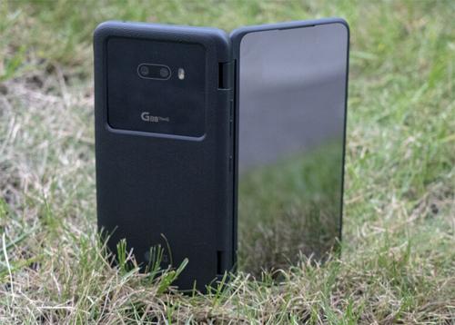 LG ra G8X ThinQ hai màn hình - 2