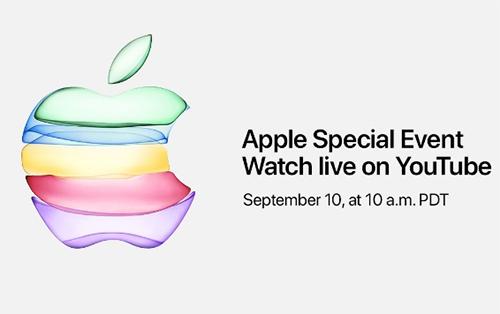 iPhone mới sẽ ra mắt ngày 10/9.