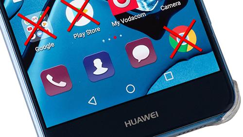 Huawei đang tìm cách giảm phụ thuộc vào Google.