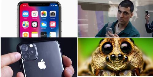 - Tim Cook: Tôi muốn người dùng quên đi việc iPhone mới vẫn tiếp tục dùng tai thỏ.- Đội ngũ thiết kế: Ngài yên tâm, họ không để ý đâu, chúng ta đã có thứ khác cho họ bàn tán rồi.