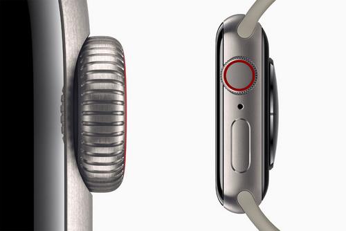 Phiên bản titan của Apple Watch Series 5