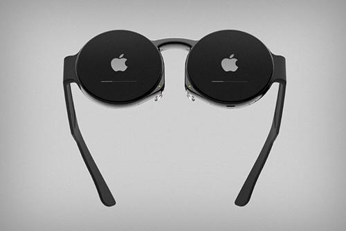 Một concept về kính AR của Apple.