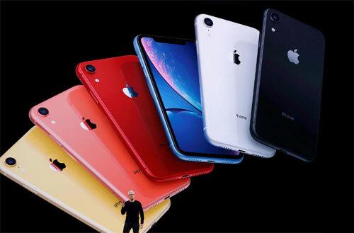 Apple công bố iPhone 11, iPhone 11 Pro và iPhone 11 Pro Max ngày 10/9. Ảnh: Reuters.