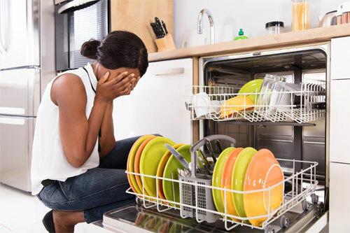 Dùng máy rửa bát thế nào cho đúng
