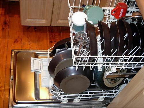 Dùng máy rửa bát thế nào cho đúng - 1