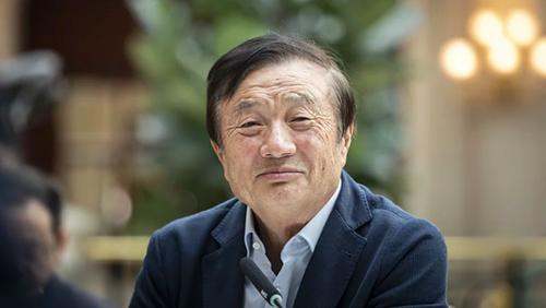 Sáng lập kiêm CEO Huawei Nhậm Chính Phi.