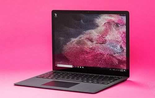 Surface Laptop 3 sẽ chuyển sang dùng chip xử lý AMD.