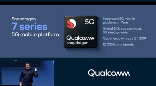 Các vi xử lý tầm trung hỗ trợ mạng 5G như Snapdragon 600-Series hay 700-Series của Qualcomm sẽ góp phần giúp công nghệ 5G trở nên phổ biến.