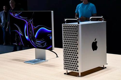 Mac Pro mới có giá đắt đỏ. Ảnh: The Verge.