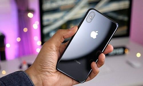 iPhone X. Ảnh:9to5Mac.