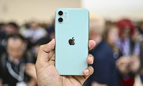 iPhone 11. Ảnh: DigitalTrends.