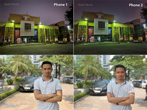 Galaxy Note10+ chụp ảnh đẹp hơn iPhone 11 Pro Max - 1