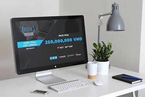 Best Developer in Vietnam 2019 tìm kiếm lập trình viên xuất sắc, hội tủ các yếu tố.