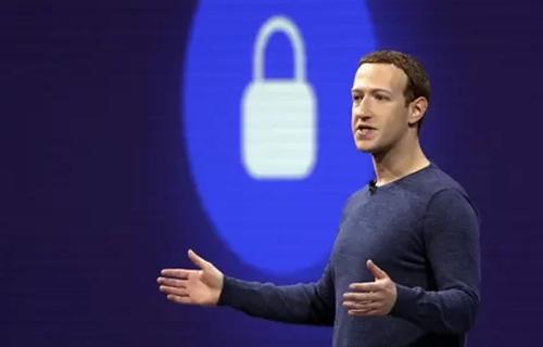 Facebook liên tục gặp rắc rối liên quan tới dữ liệu cá nhân. Ảnh: AP.