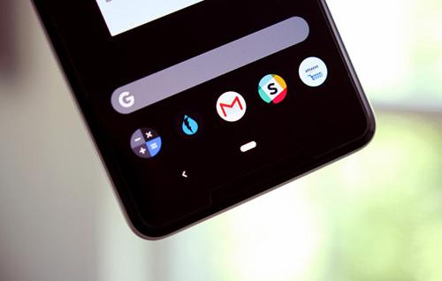 Viên thuốc trên Android 9 Pie sẽ không còn. Ảnh: 9to5goole.