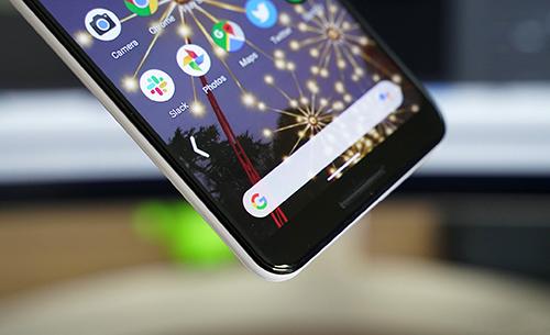 Android dùng cử chỉ điều hướng mới. Ảnh: 9to5goole.