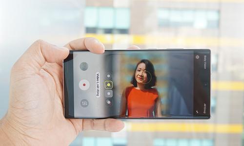 Hai tính năng quay video mới trên Galaxy Note10+