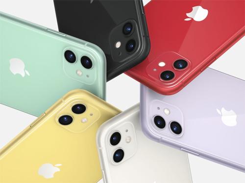 Mức giá khởi điểm thấp hơn của iPhone 11 thu hút người dùng Trung Quốc. Ảnh: Apple.