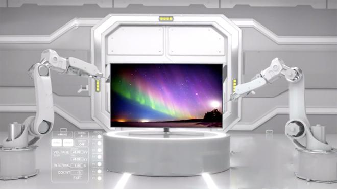 Cách Samsung chăm chút TV từ lúc thai nghén tới bán hàng - 2
