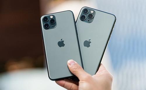 iPhone 11 Pro và Pro Max được dự đoán có doanh số cao. Ảnh: Cnet.