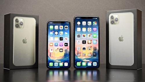 iPhone khóa mạngcủa nhà mạng Verizon đang cháy hàng do có thông tin được lên phiên bản quốc tế sau 60 ngày. Ảnh: IDN Times.