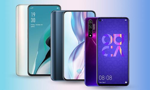 Ba smartphone giá 9 triệu đồng đọ sức