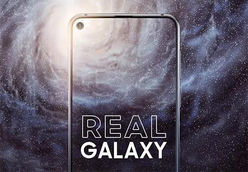 Camera đục lỗ sẽ không còn xuất hiện trên smartphone Samsung cao cấp thời gian tới.
