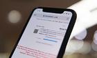 Website khóa iPhone qua IMEI tống tiền nạn nhân